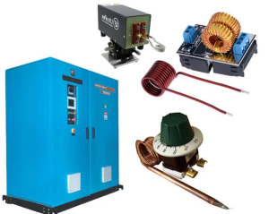 INDUCTION FURNACE POWER SUPPLY PARTS