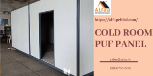 cold room PUF Panel