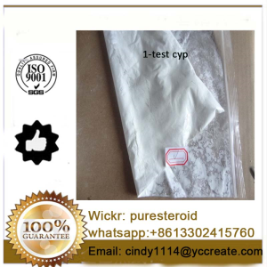 1-Test Cyp Steroid Powder Dihydroboldenone Cypionate for Bodybuilding