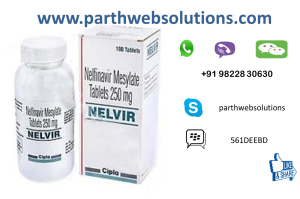 Viracept Tablets, Nelvir (Nelfinavir Mesylate Tablets)
