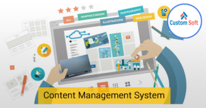 Content Management System by CustomSoft