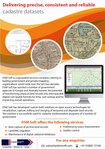 Cadastre Surveying Services In India