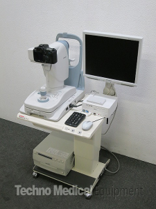 used Canon CR-2 Digital Non-Mydriatic Fundus Camera for sale (technomedicalequipment.com)