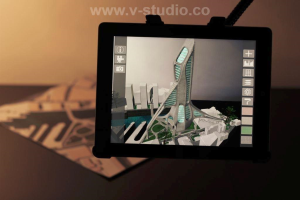 ARKi augmented reality architectural visualization