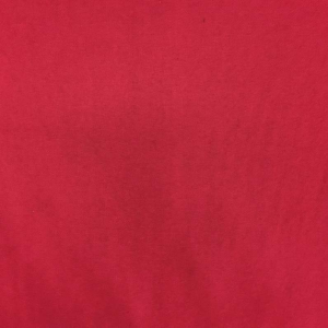 True Red Wool Fabric By The Yard