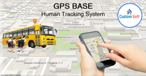 GPS based Human Tracking System by CustomSoft