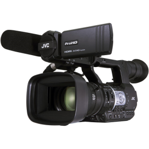 JVC GY-HM620 ProHD Mobile News Camera (IndoElectronic)