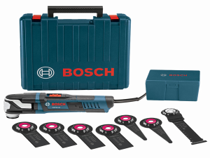 bosch oscillating tool, power tools for sale Bosch GOP55-36C1 8 Piece StarlockMax Oscillating
