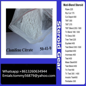 Clomifene citrate anti estrogen powder for muscle building