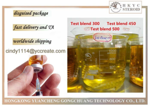 Injectable Semi Finished Steroid Blend Test Blend 500 whatsapp +8613302415760