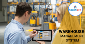 Best Warehouse Management Software by CustomSoft