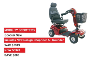 mobility scooters australia