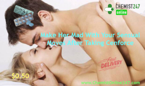 Consume Cenforce For Better Intercourse Moments With Partner