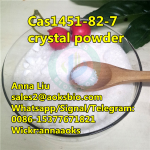 cas1451-82-7 powder, cas 1451-82-7 price, 1451-82-7, 1451 82 7,Whatsapp:0086-15377671821