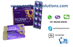 Fildena Extra Power (Sildenafil Citrate Tablets)