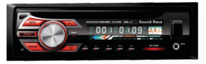 Car- DVD/CD/MP-3 Player