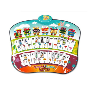 TOUCH AND LEARN PLAYMAT