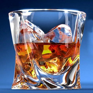 Whiskey Glass Cup