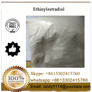 Hormone Steroids Powder EthynylEstradiol for Female Health whatsapp+8613302415760