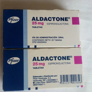 BUY Aldactone Pfizer 25mg Tablets