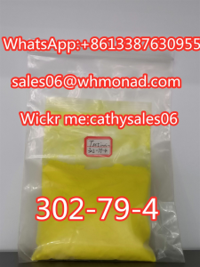 Top quality Vitamin A acid powder CAS 302-79-4 / Tretinoin acid / retinoic acid