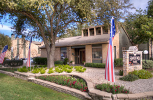 Hartford Park Apartments-leasing office