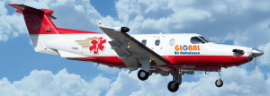 Charter Air Ambulance Service in Delhi