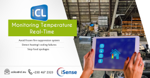 Real Time Temperature Monitoring System