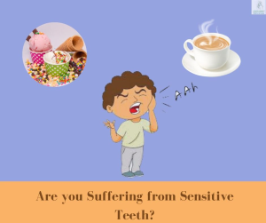 Are you suffering from sensitive teeth
