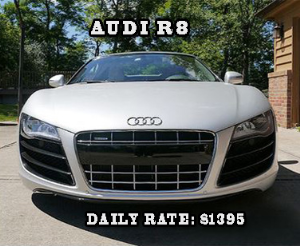 Exotic Cars For Rent Los Angeles