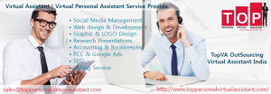 Hire the best virtual assistant at TopVA KPO