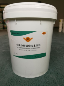 Polyurethane waterproof painting