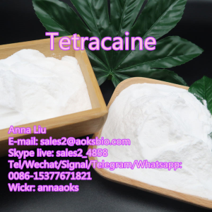 Tetracaine,Tetracaine powder,Tetracaine price,Tetracaine factory,Tetracaine manufacturer,sales2@aoks