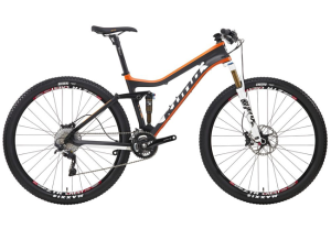 "Kona Hei Hei Supreme Full Suspension 17"" Mountain Bike 2014 for sale"