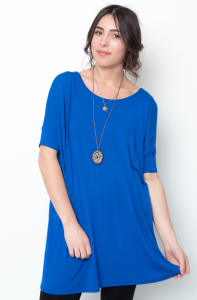 royal blue ballet tunics
