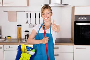 Kitchen Oven Cleaning