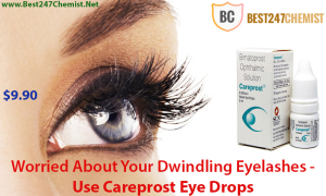 Use Careprost - Bimatoprost To Treat Open Angle Glaucoma