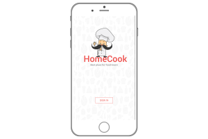 Home Cooked Food Finder App for IPhone & Android