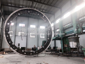 Dryer ring gear suppliers from China, OEM customized mining equipment spare parts