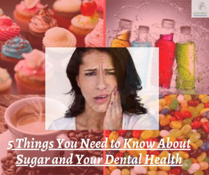 5 ways how sugar affects your Dental health