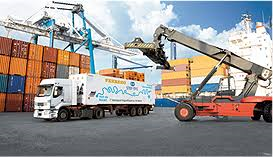 Less than Container Load Service Dubai