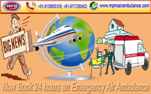Do you know cost of Air Ambulance Services Delhi