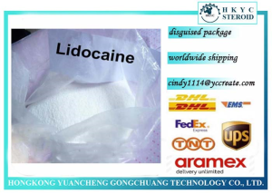 Safe Delivery Pain Killer Lidocaine Local Anesthetic pharm raw powder Whatsapp:+8613302415760