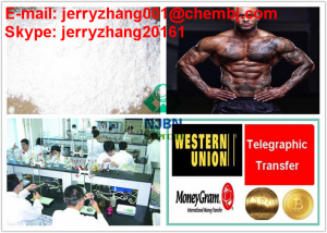Muscle Growth Steroid Hormone CAS 57-85-2 Testosterone Propionate (jerryzhang001@chembj.com)