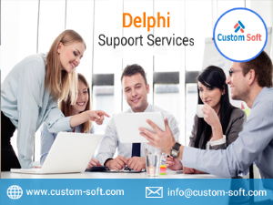 Delphi Support Service by CustomSoft India