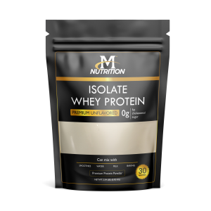 Unflavored Isolate Whey Protein