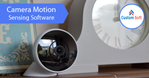 Camera Motion Sensing app by CustomSoft