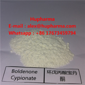 USA/UK domestic Hupharma Boldenone Cypionate injectable steroids Powder