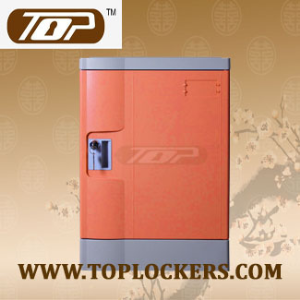 Four Tier ABS Plastic Club Locker, Smart Designs in Interior