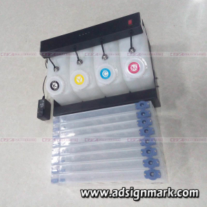 Solvent ink cartridge Roland continuous ink supply system Chinese printer